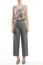 Clara Kaesdorf Wide Pants Green - Product Mini Image