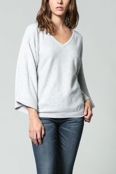 Shoptiques Product: Wide-Sleeve Sweater