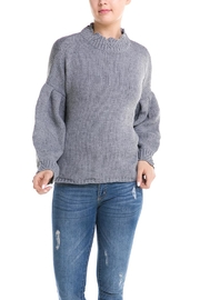 Mustard Seed Wide Sleeve Sweater - Product Mini Image