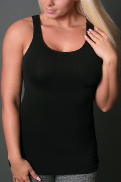 Coobie Wide Strap Stretch Cami - Alternate List Image
