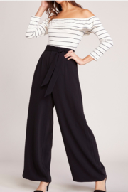 BB Dakota Wide Stride Tie Pant - Product Mini Image