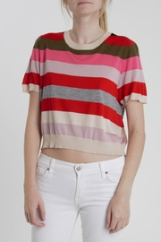 Thread+Onion Wide Stripe Crop - Product Mini Image