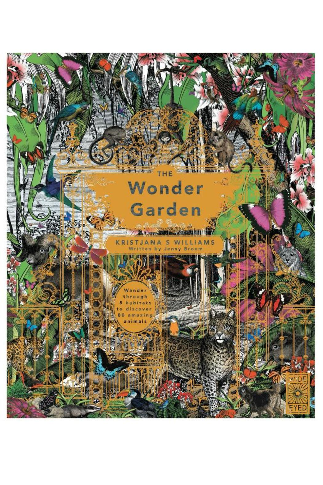 Wide Eyed Editions The Wonder Garden - Main Image