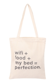 Lyn -Maree's Wifi, Food, Bed = Perfection - Product Mini Image