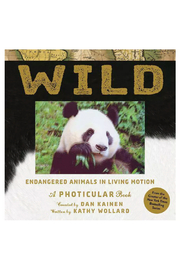 Workman Publishing Wild: A Photicular Book - Product Mini Image