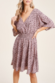 Staccato Wild About You Dress - Product Mini Image