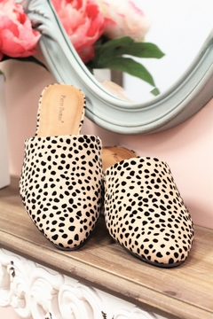 Olem Wild And Free Cheetah Mules - Product List Image