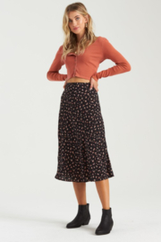 Billabong Wild And Free Skirt - Product Mini Image