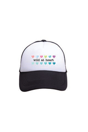 Tiny Trucker  Wild At Heart Trucker Hat - Product Mini Image