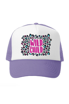 Grom Squad Wild Child Trucker Hat - Product List Image