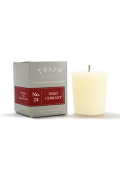 Trapp Candles Wild Currant - Alternate List Image