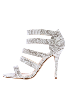 Shoptiques Product: White Strappy Heel