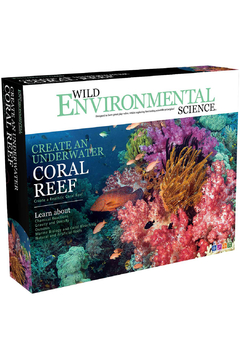 Learning Advantage Wild Envirnomental Science: Create An Underwater Coral Reef - Product List Image