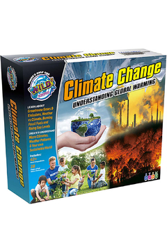 Learning Advantage Wild Environmental Science: Climate Change - Understanding Global Warming - Product List Image