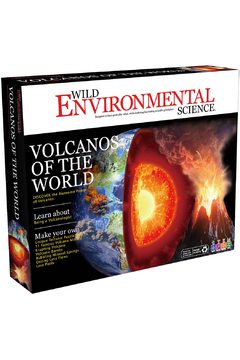 Learning Advantage Wild Environmental Science: Volcaones Of The World - Product List Image