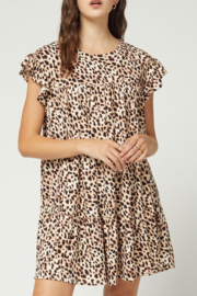 entro  Wild Feels Dress - Front cropped