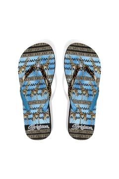 6d3d674be7ded6 Glitterflops Lace Flip Flops from Texas by Rock2Royal Boutique ...
