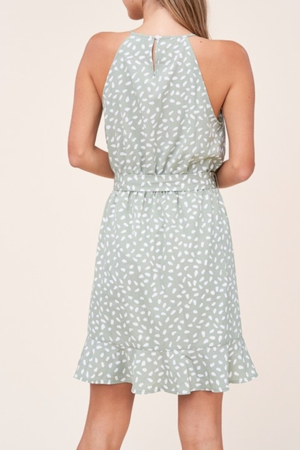 Staccato Wild For You Dress - Front Full Image
