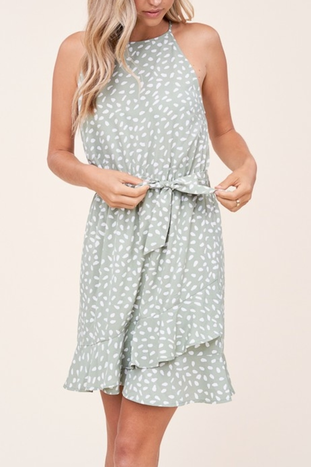 Staccato Wild For You Dress - Main Image