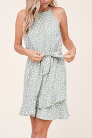 Staccato Wild For You Dress - Front cropped