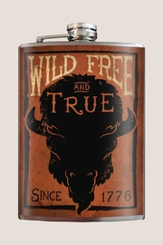 Trixie & Milo Wild & Free Flask - Product Mini Image