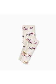 Tea Collection Wild Horses Legging - Front full body
