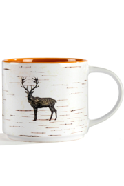 Giftcraft Inc.  Wild Life Design Mug - Product Mini Image