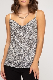 She + Sky Wild Love Top - Front cropped
