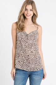 Allie Rose Wild Nights Top - Product Mini Image