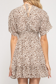 She and Sky Wild One dress - Front full body