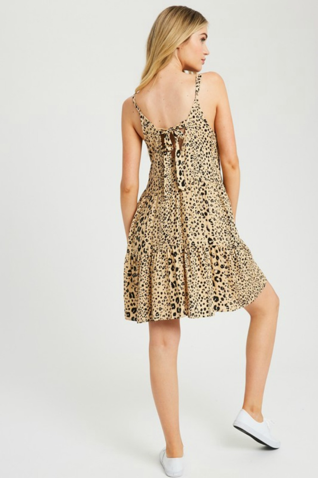 Wishlist WILD & OUT DRESS - Side Cropped Image