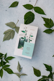 Plukt Wild Raspberry Leaf Tea - Front cropped