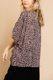 Umgee Wild Side top - Front cropped