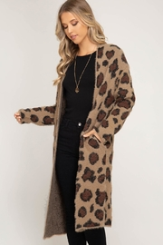 She + Sky Wild Thing Cardigan - Other