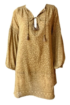 Spell & the Gypsy Collective Wild Thing Dress - Product List Image