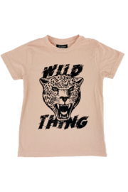 Tiny Whales  Wild Thing Tee - Front cropped