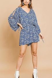 Umgee Wild Times romper - Front cropped