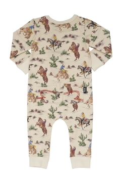 Rock Your Baby Wild West Playsuit - Alternate List Image