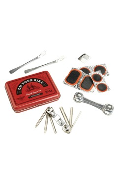 Wild & Wolf Bicycle Tool-Puncture Kit - Alternate List Image