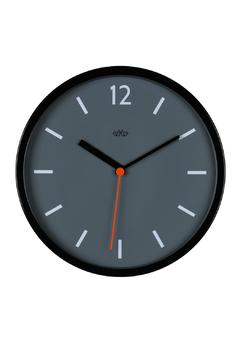 Wild & Wolf Concrete Grey Clock - Product List Image