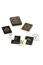 Wild & Wolf Survival Playing Cards - Front full body