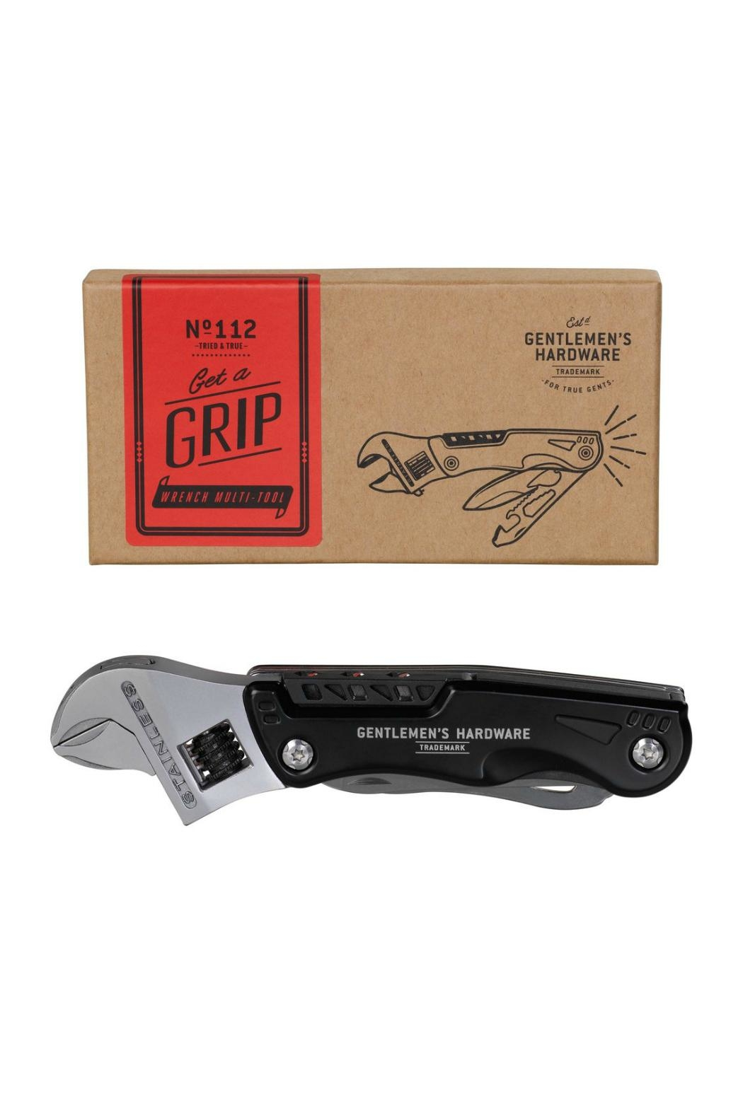 Wild & Wolf Wrench Multi-Tool - Side Cropped Image
