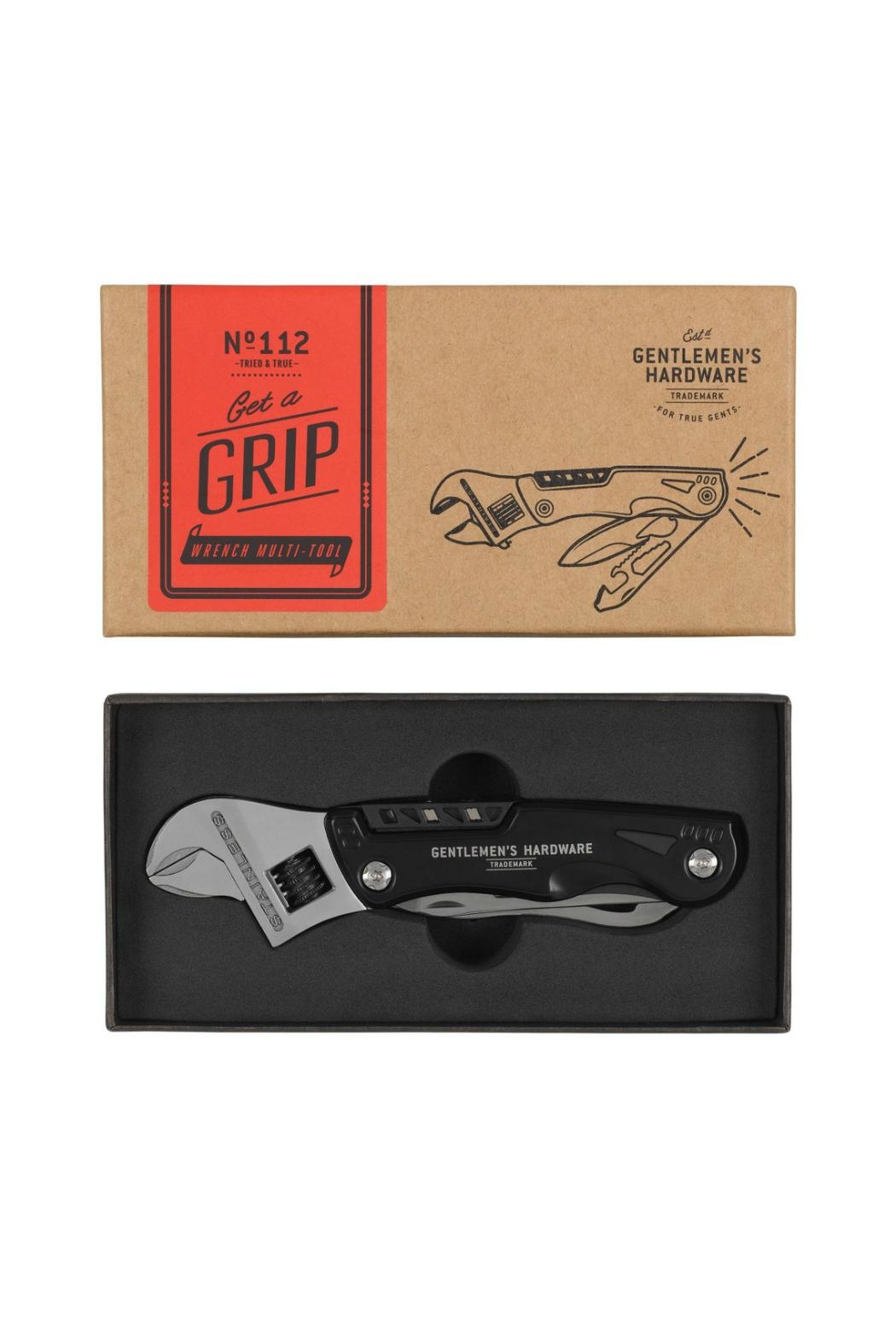 Wild & Wolf Wrench Multi-Tool - Front Full Image