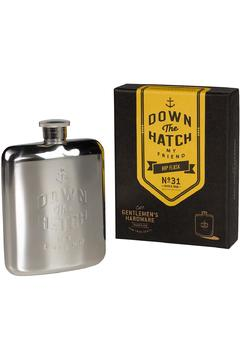Wild & Wolf Hip Flask - Alternate List Image