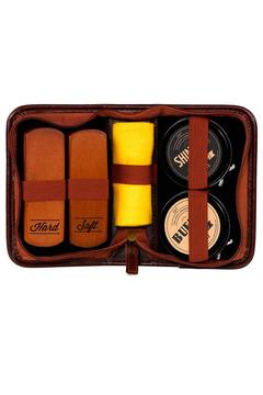 Wild & Wolf Shoe Shine Kit - Alternate List Image