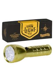 Wild & Wolf Torch Flash Light - Front full body