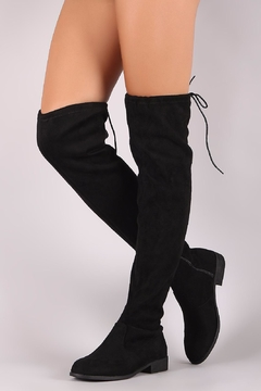 Shoptiques Product: Oksana Over-The-Knee Boot