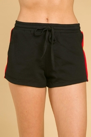 Wild Honey Rainbow Stripe Short - Front full body