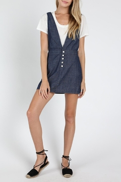 bf7340fdb4b ... Wild Honey School-Girl Denim Dress - Product List Placeholder Image