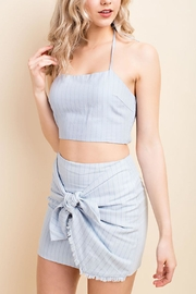 Wild Honey Striped Crop Top - Product Mini Image